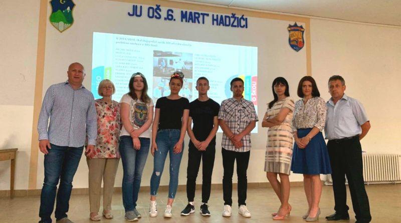 Promocija škole osnovnim školama na području Hadžića