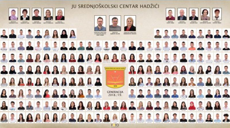 Promocija maturanata školske 2018-2019. godine